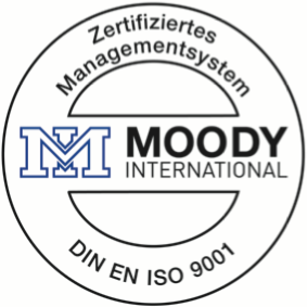 Moody International Zertifizierung